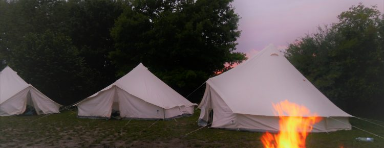 Titelbild Zeltlager